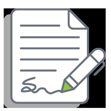 NDA eSignatures visitor management system