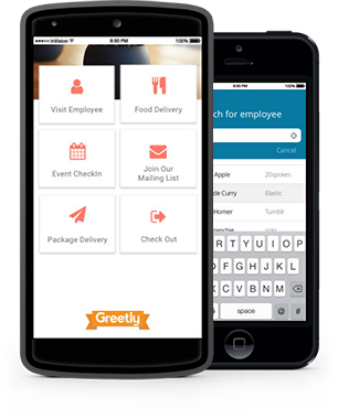 greetly-app-screen