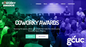 Greetly Nominated for Coworky Award – Vote Early, Vote Often