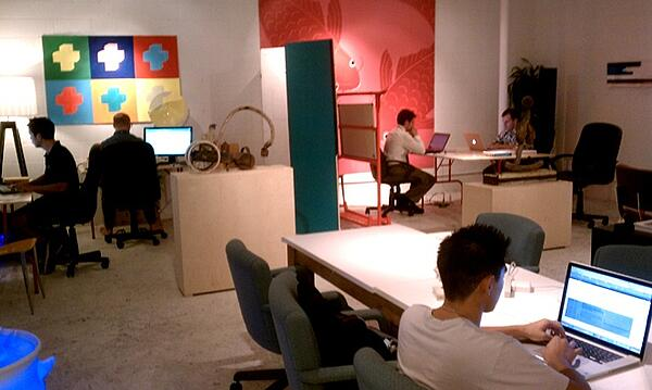 Interesting Coworking Spaces Around The World