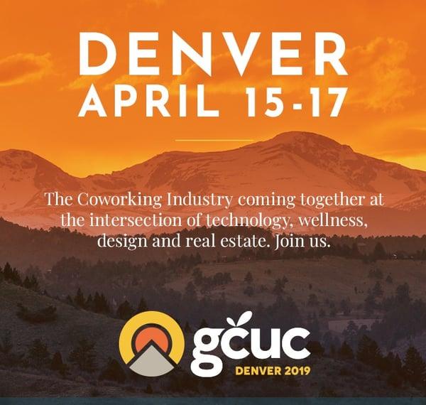 GCUC conference in Denver, CO