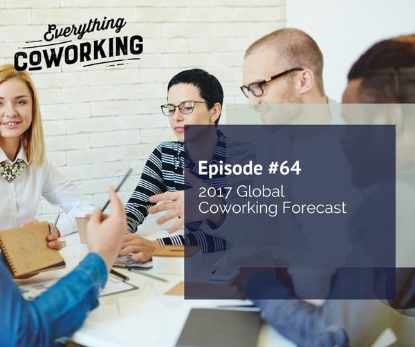 GWA global coworking forecast