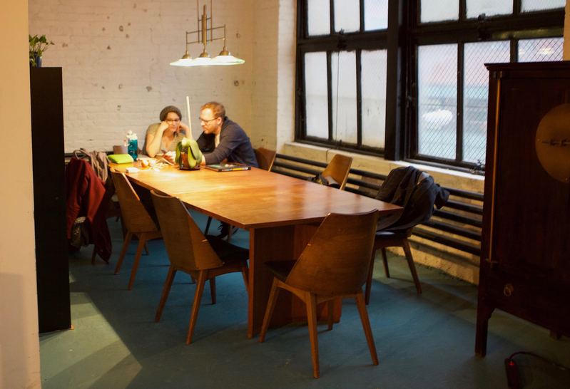 Coworking software