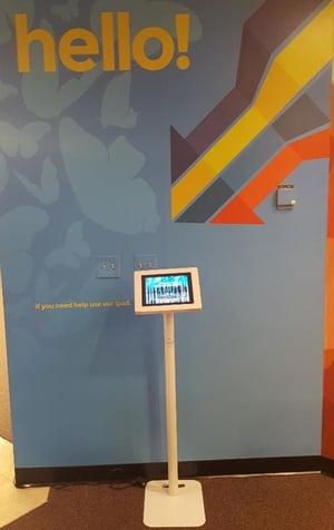 Digital visitor management system