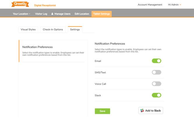 greetly-ereceptionist-slack-notification-integration-installation.png