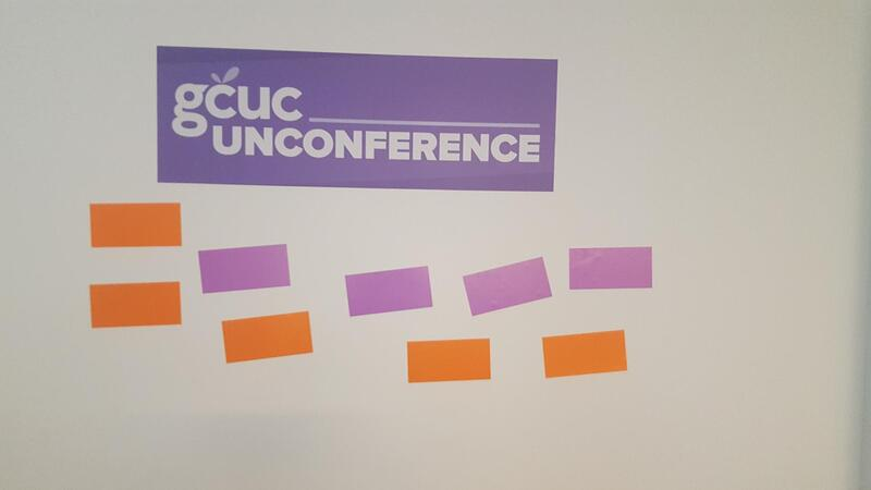 Topics discussed at the Global Coworking Unconference