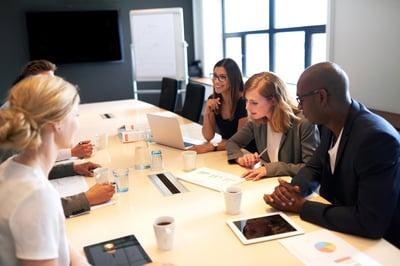 corporate offsite meeting