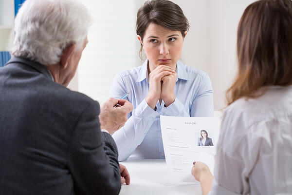 Your professional considering her options