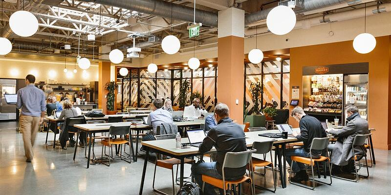 WeWork in San Francisco