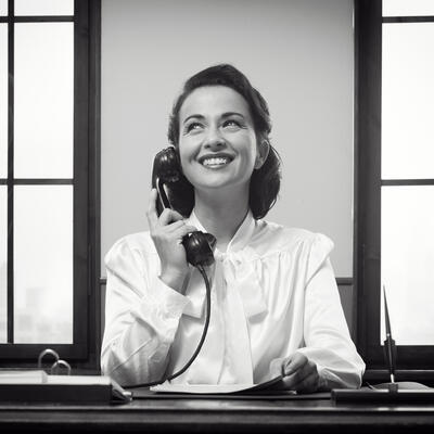 The role of a receptionist in great visitor management