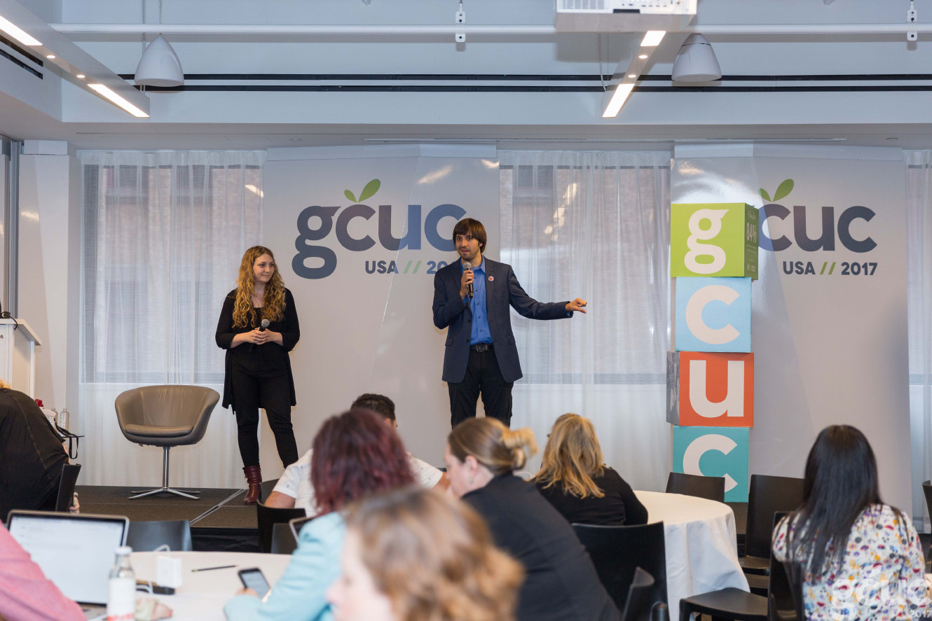 Speakers at GCUC, the Global Coworking Unconference