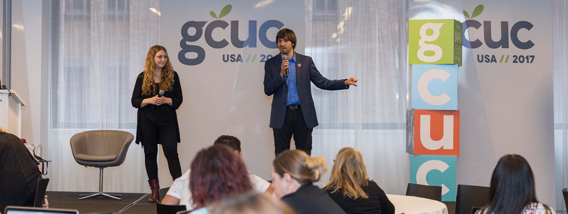 Speakers at the Global Coworking Unconference