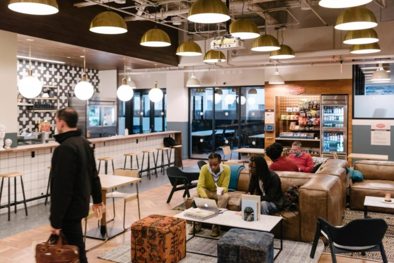 IBM launched a coworking pilot with WeWork