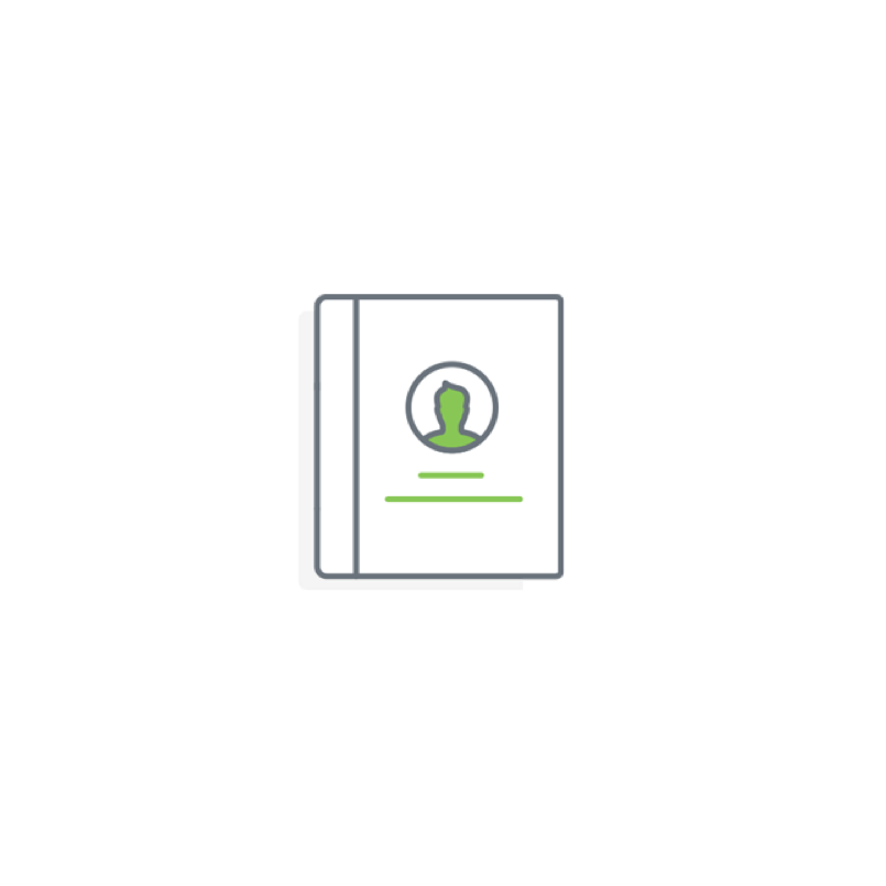 Visitor Logbook Icon