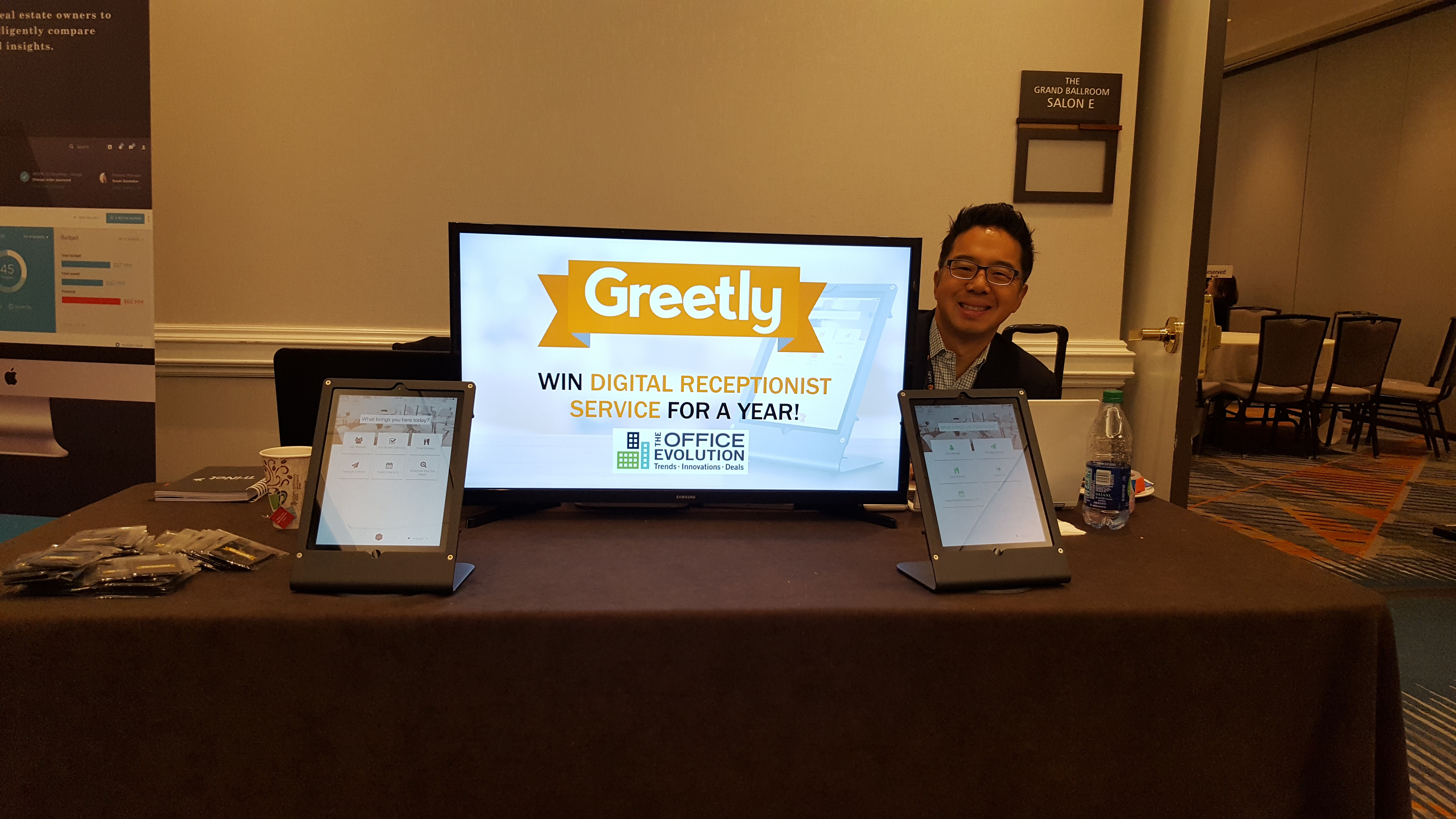 greetly-ipad-sign-in-app-coworking-events-calendar