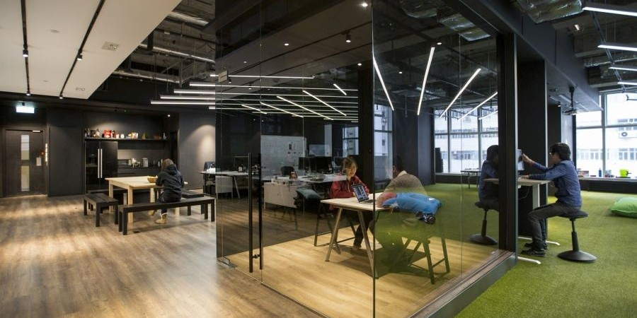 Magnificent Modern Corporate Office Design Trends Greetly Visitor Download Free Architecture Designs Scobabritishbridgeorg