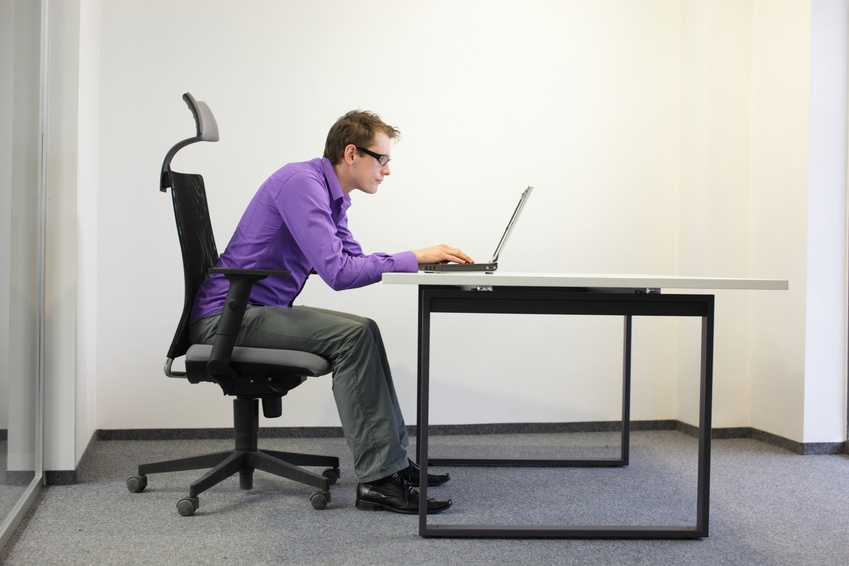 Ergonomics can have a major impact on productivity