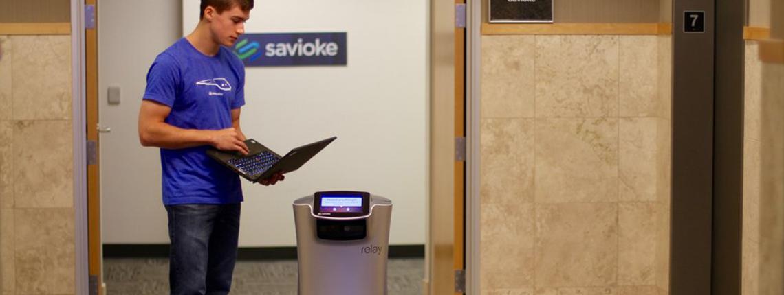 reception-automation-robot